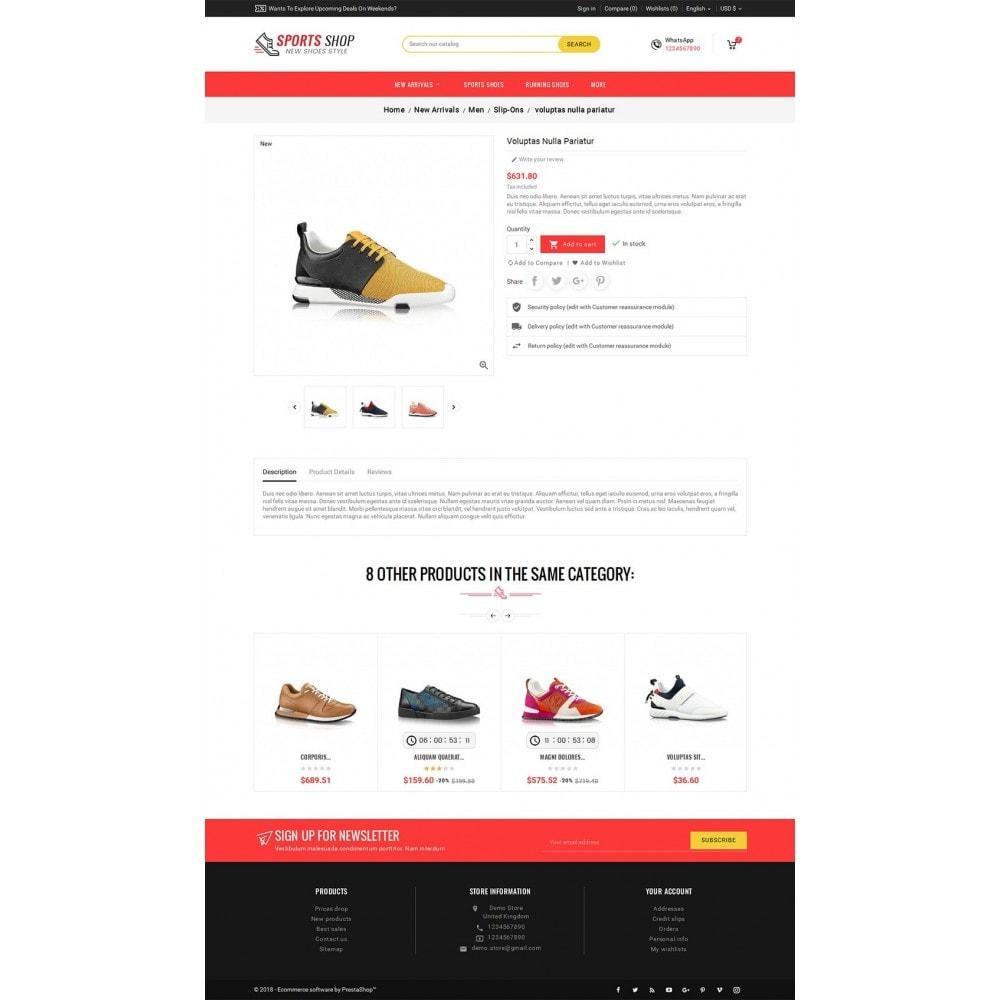 theme - Sport, Rozrywka & Podróże - Sport Shoes & Footwear - 5