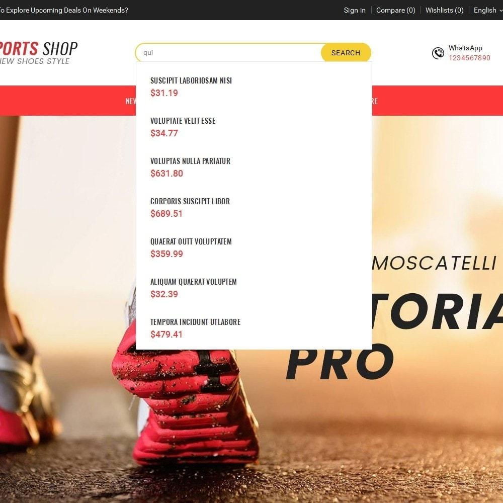 theme - Sport, Rozrywka & Podróże - Sport Shoes & Footwear - 10