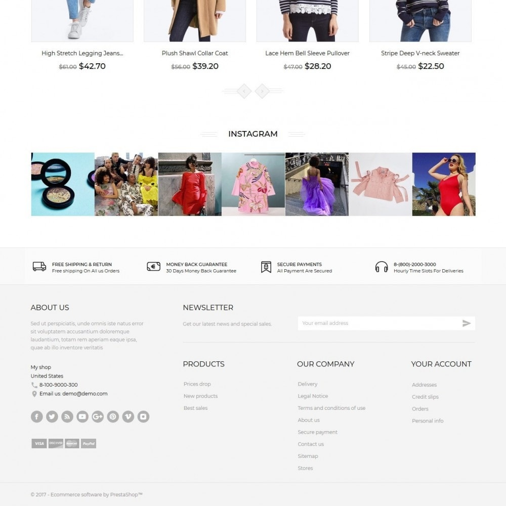 theme - Mode & Schuhe - Angstrom Fashion Store - 4