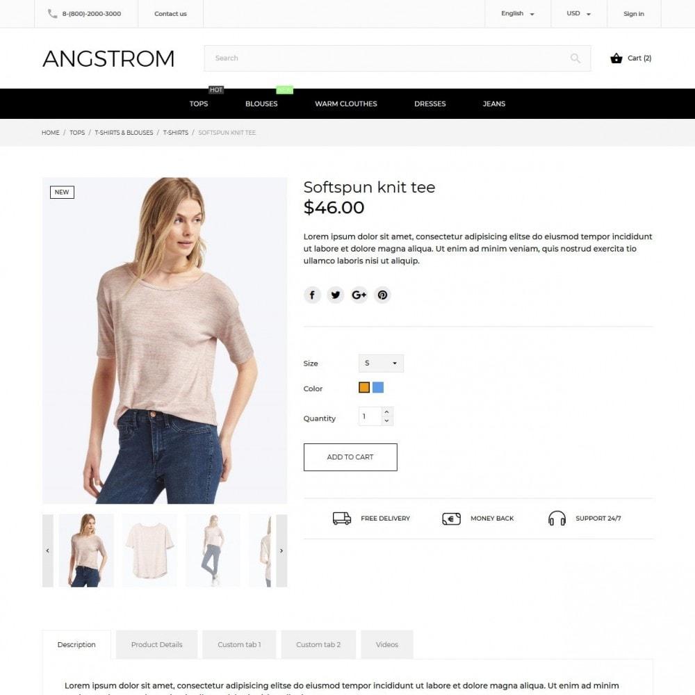 theme - Мода и обувь - Angstrom Fashion Store - 5