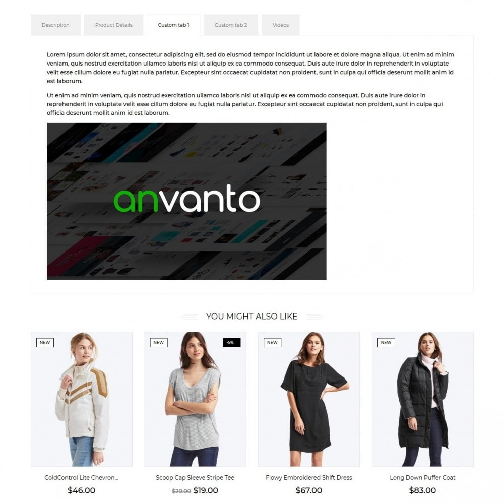 theme - Мода и обувь - Angstrom Fashion Store - 8