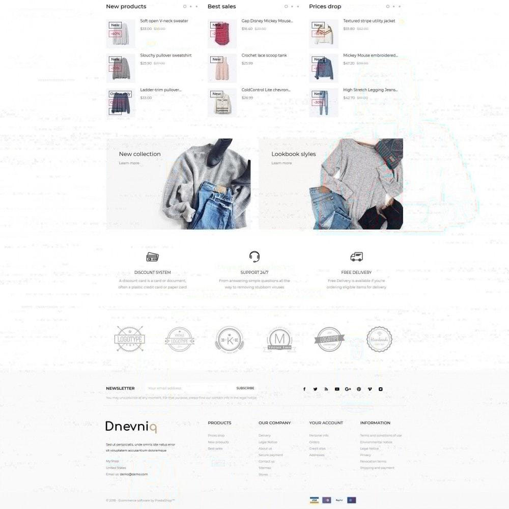 theme - Moda & Calzature - Dnevniq Fashion Store - 3