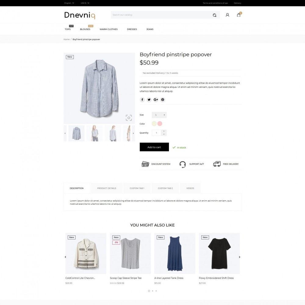 theme - Moda & Calzature - Dnevniq Fashion Store - 6