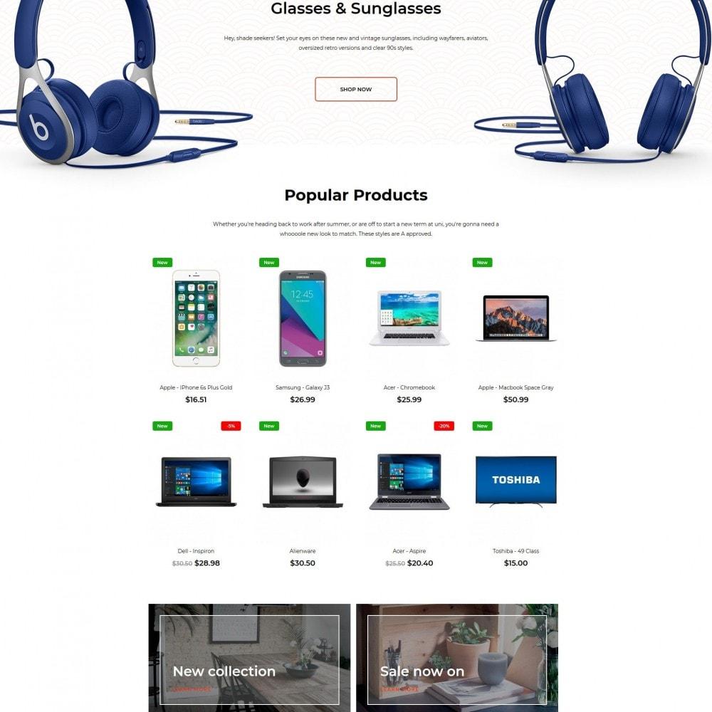 theme - Electrónica e High Tech - Bolsus - High-tech Shop - 4