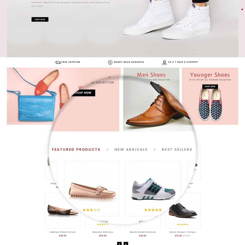 theme - Mode & Schuhe - Reyers Shoes Store - 10
