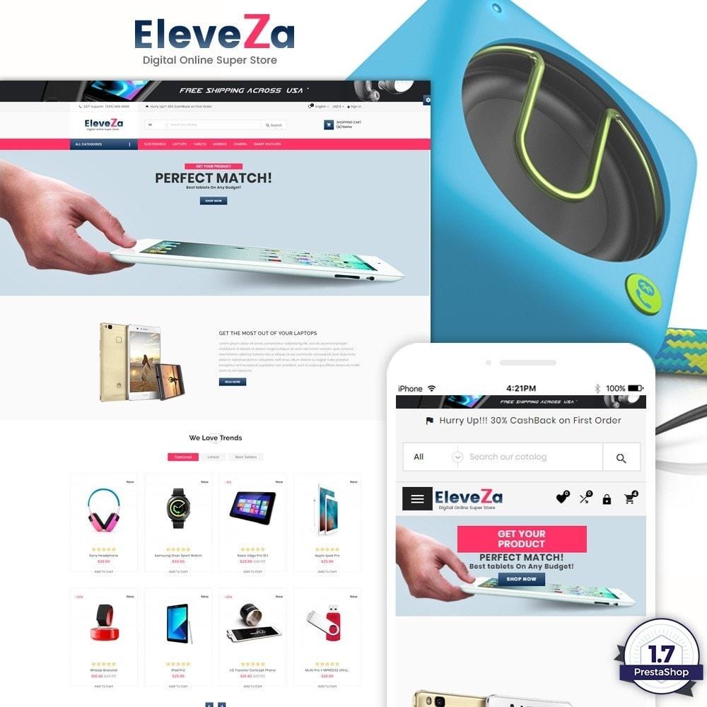 theme - Eletrônicos & High Tech - Eleveza The Electronices Super Store v2 - 1