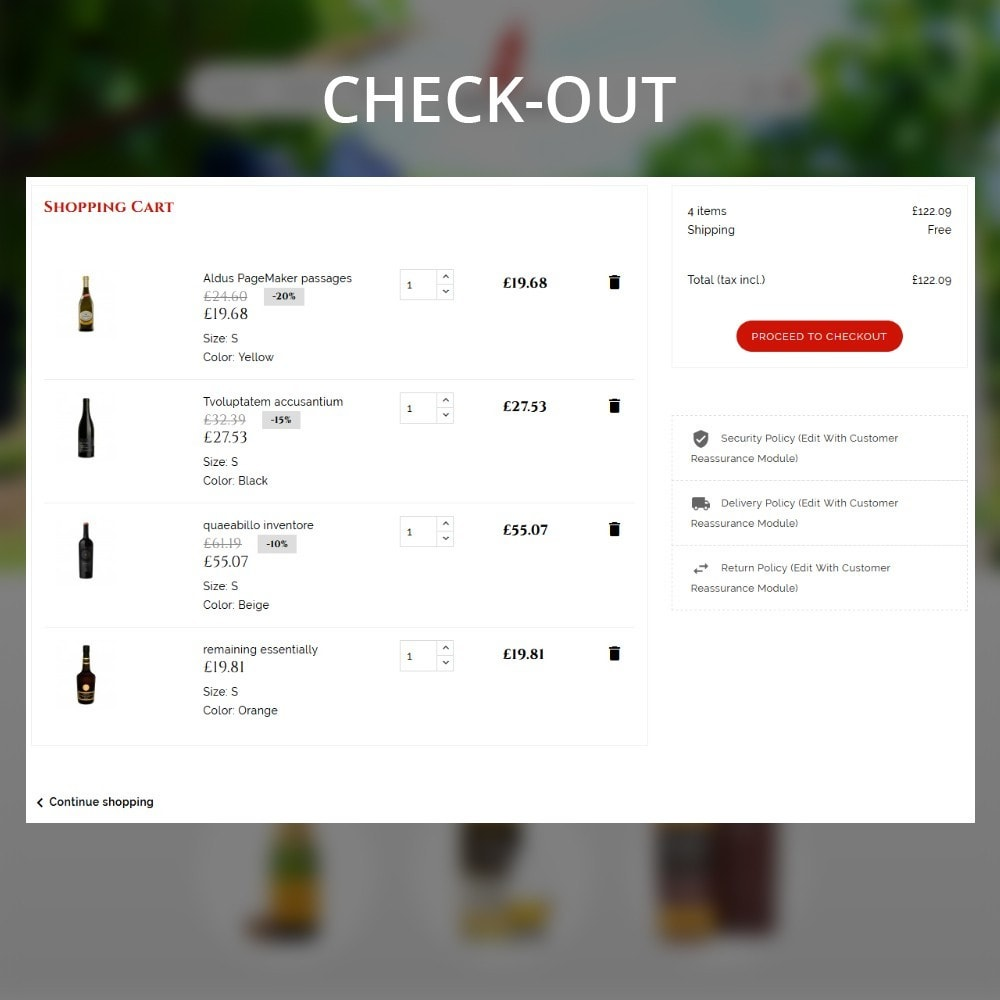 theme - Drink & Wine - Wineline - Alcohol Shop - 10