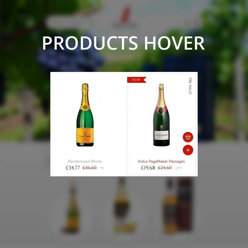 theme - Drink & Wine - Wineline - Alcohol Shop - 11