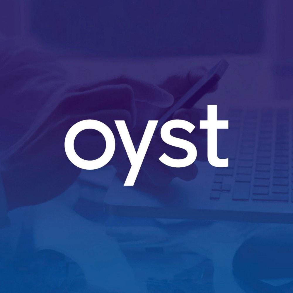 module - Processus rapide de commande - Oyst 1-Click - 1