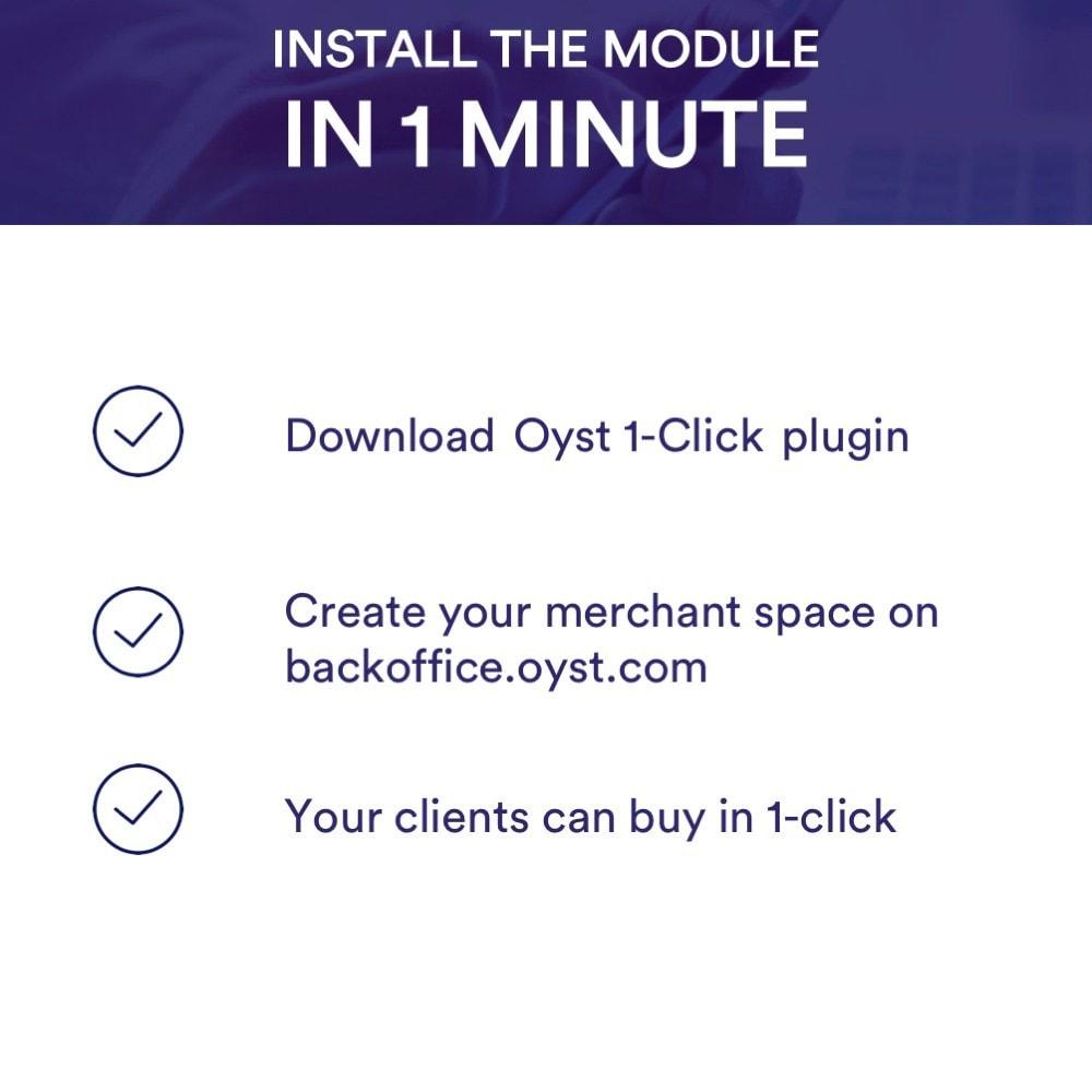 module - Zahlung per Kreditkarte oder Wallet - Oyst - 2