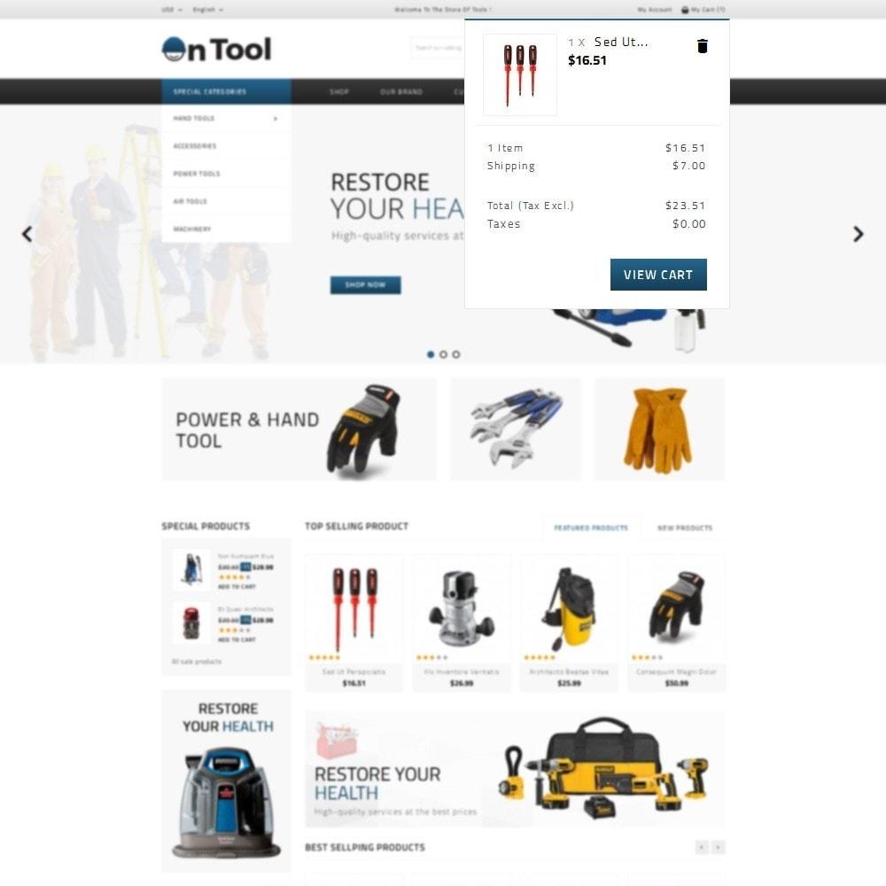 theme - Auto & Moto - OnTool Store - 8