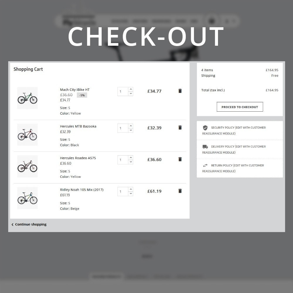 theme - Auto & Moto - Flybicycle Store - 12