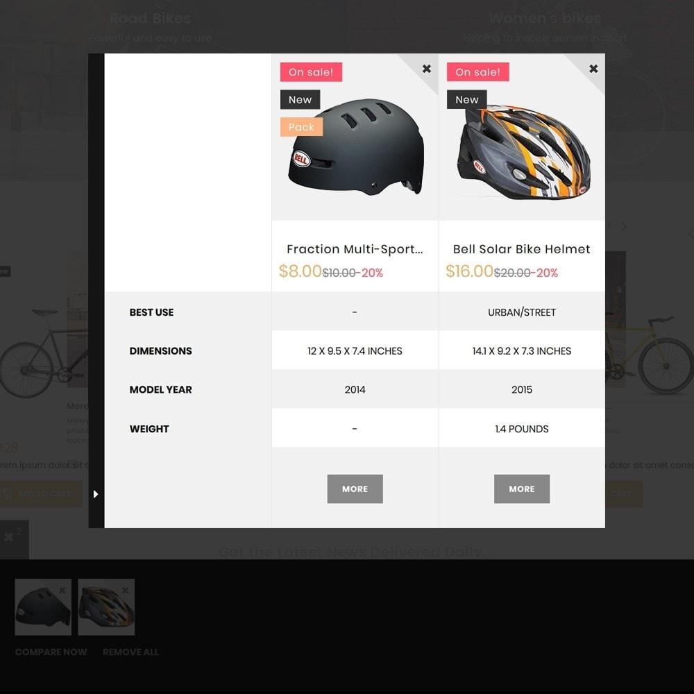 theme - Sport, Activiteiten & Reizen - BikeRond - Bike Shop - 3