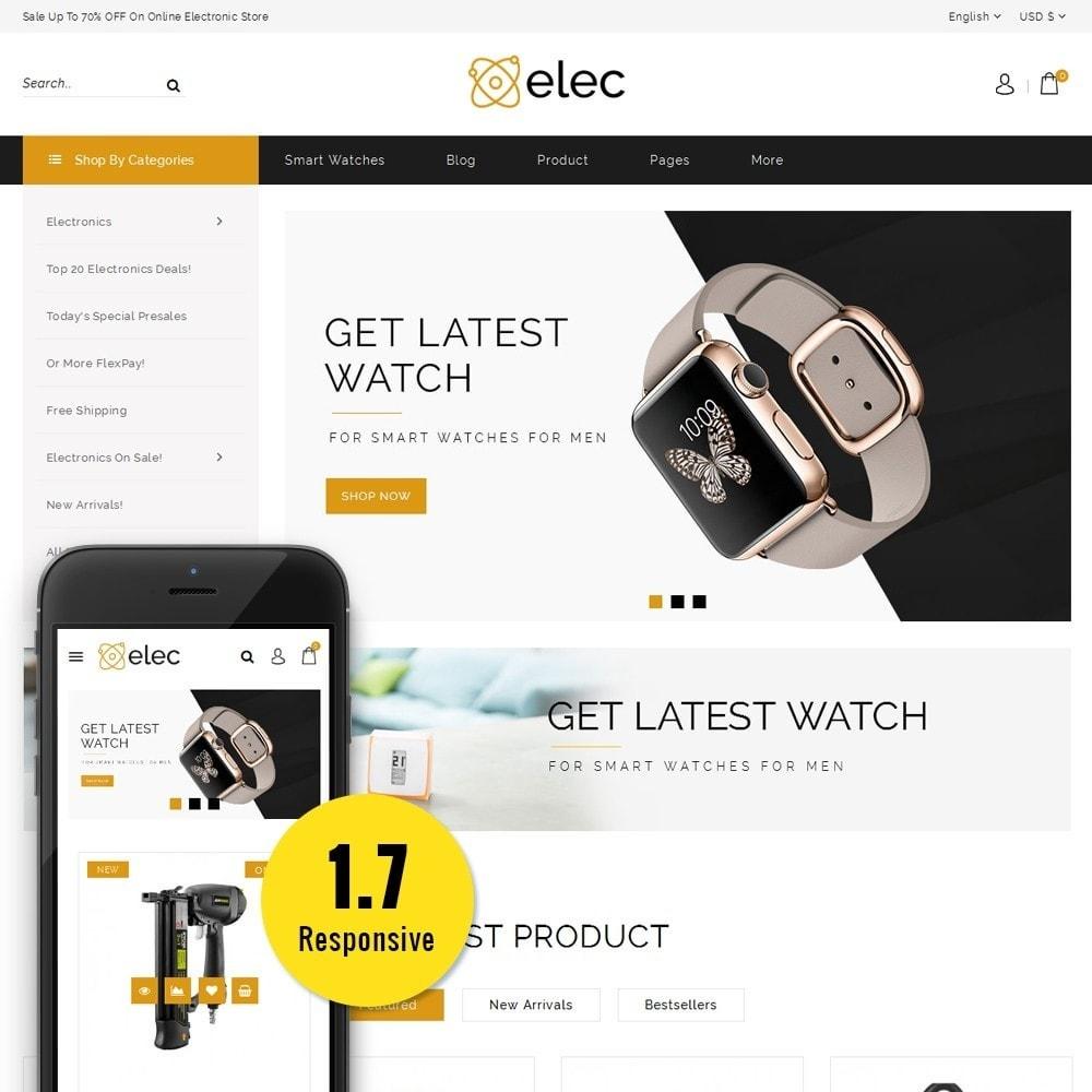 theme - Electronics & Computers - Elec Electronic Store - 1