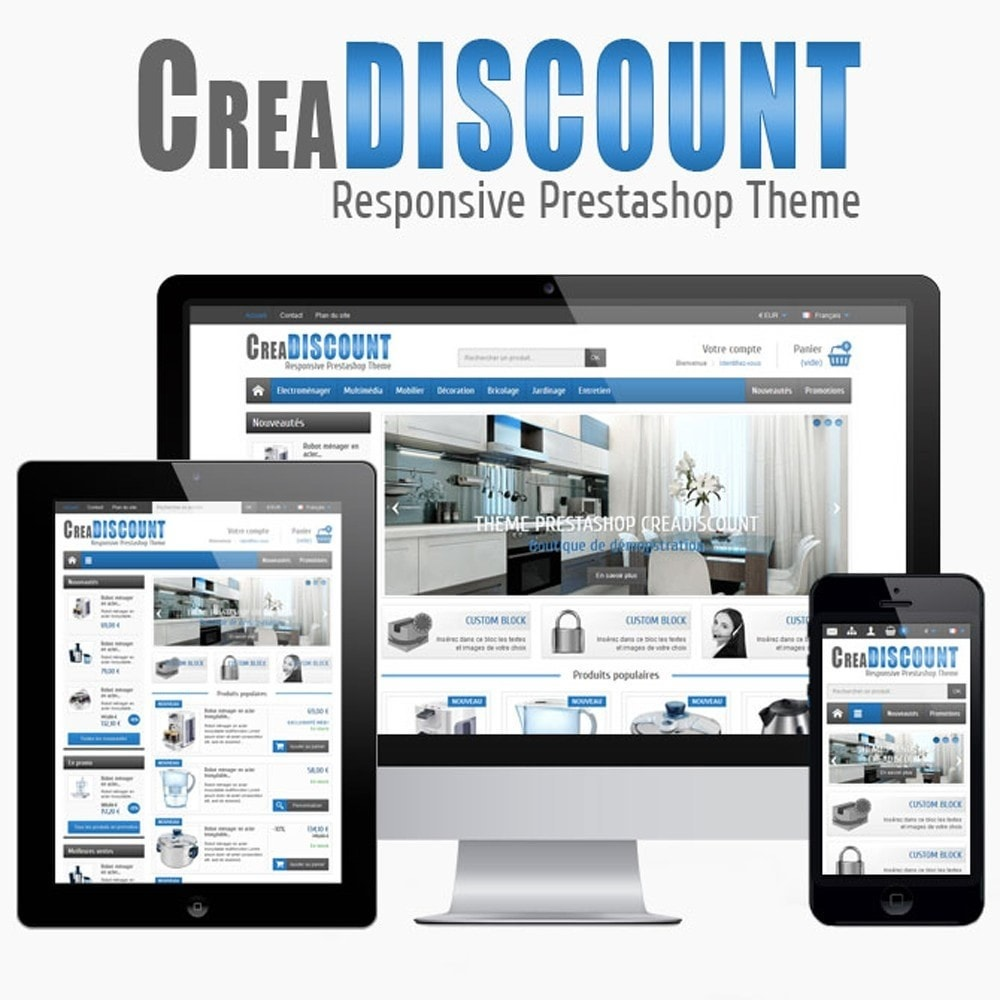 theme - Home & Garden - CreaDiscount - 1