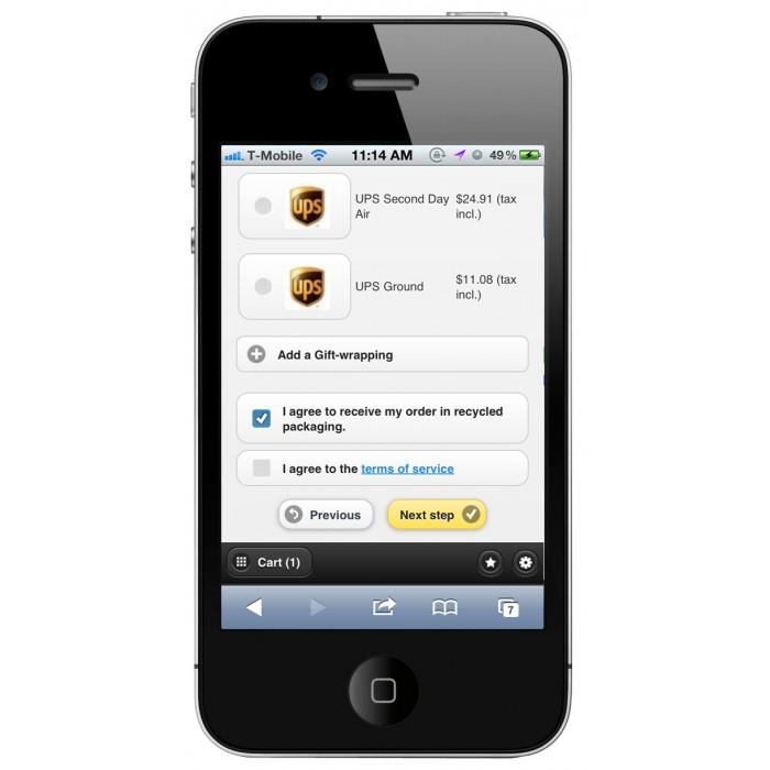 module - Mobile - PrestaShop Mobile Template - 11