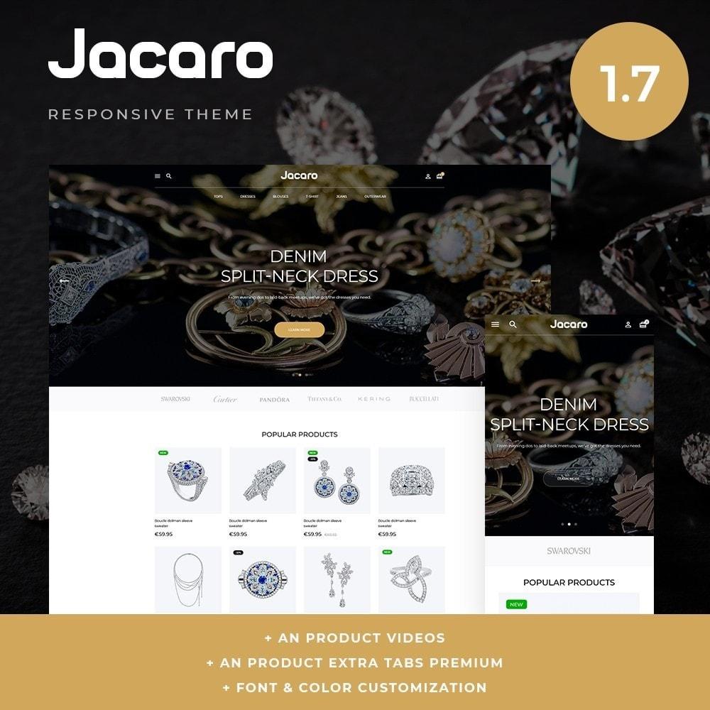 theme - Joalheria & Acessórios - Jacaro - 1
