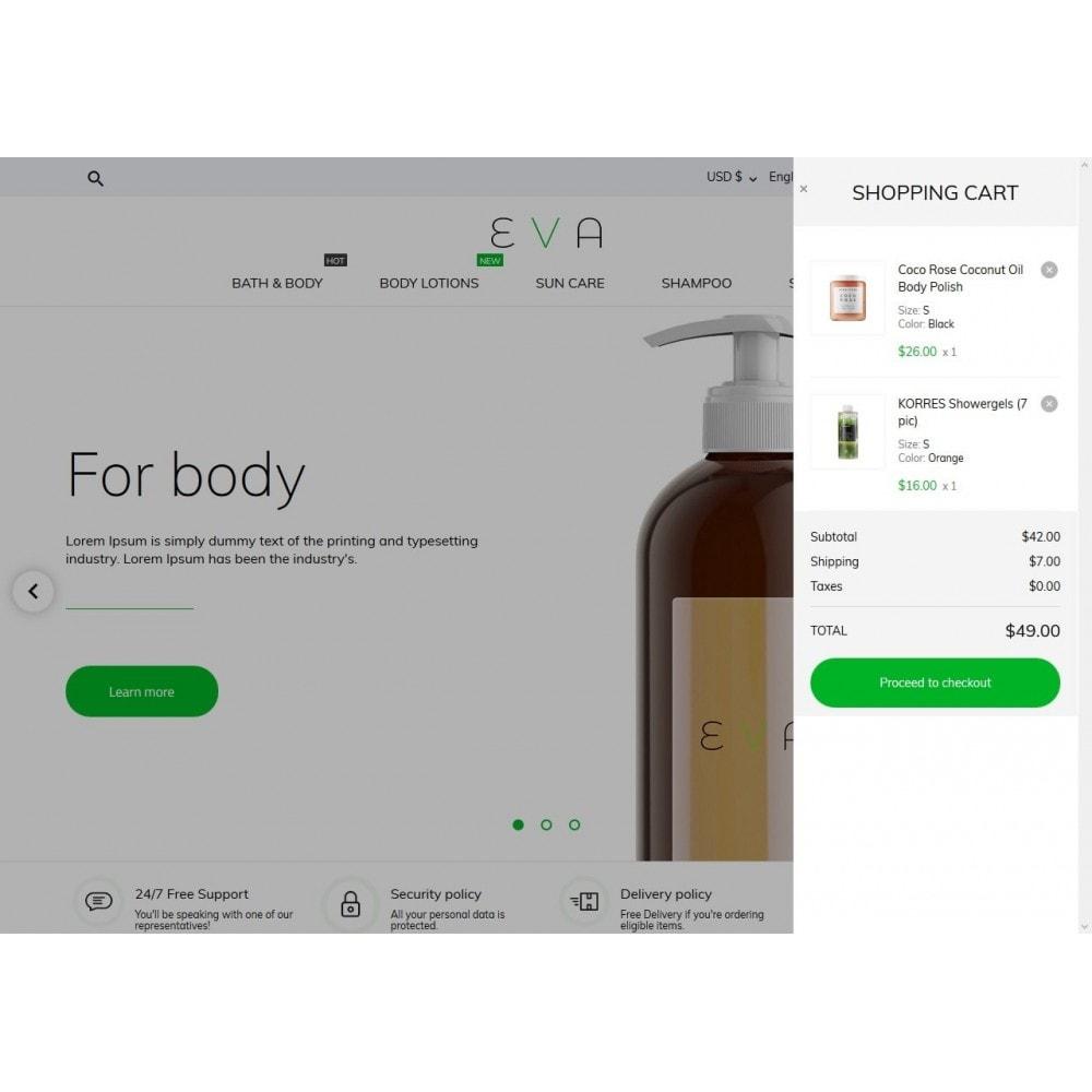 theme - Здоровье и красота - Eva Cosmetics - 6