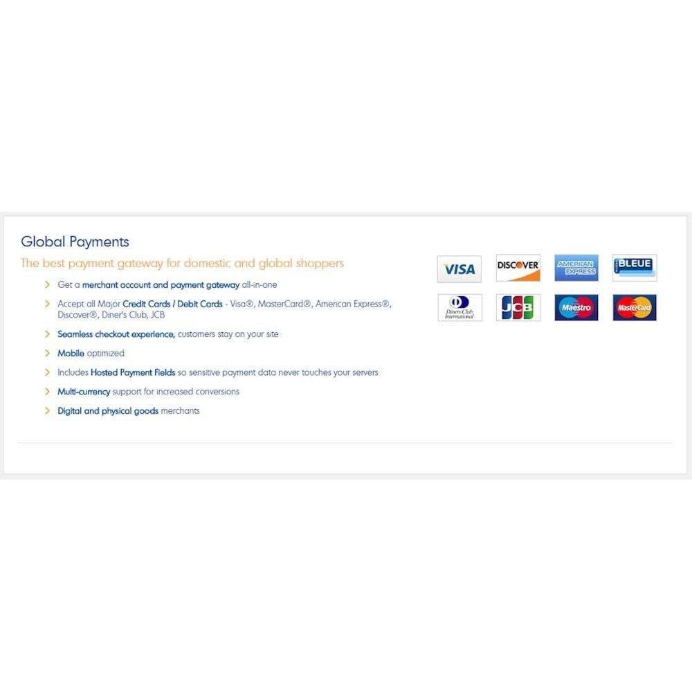 module - Pagamento por cartão ou por carteira - BlueSnap All-in-one Global Payment Solution - 2