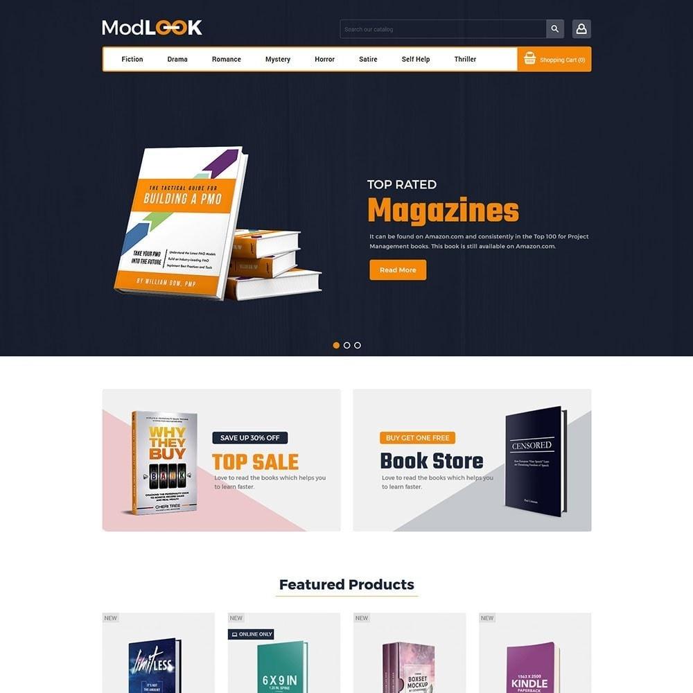 theme - Arte & Cultura - Modlook - Books Online Store - 2