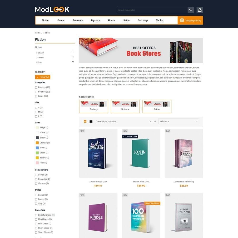 theme - Arte & Cultura - Modlook - Books Online Store - 3
