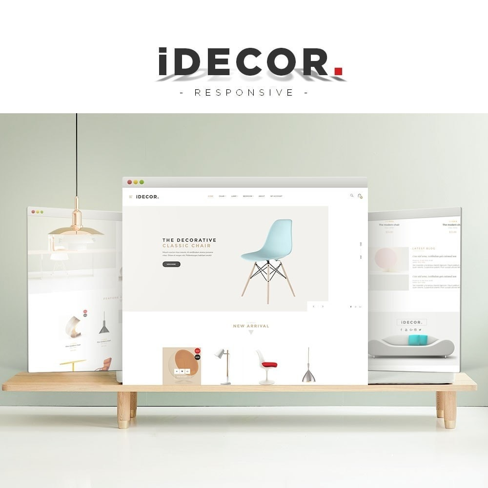 theme - Home & Garden - iDecor - 1