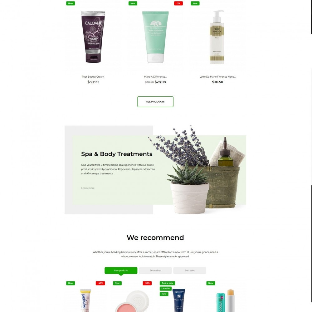 theme - Health & Beauty - Natuerra Cosmetics - 4