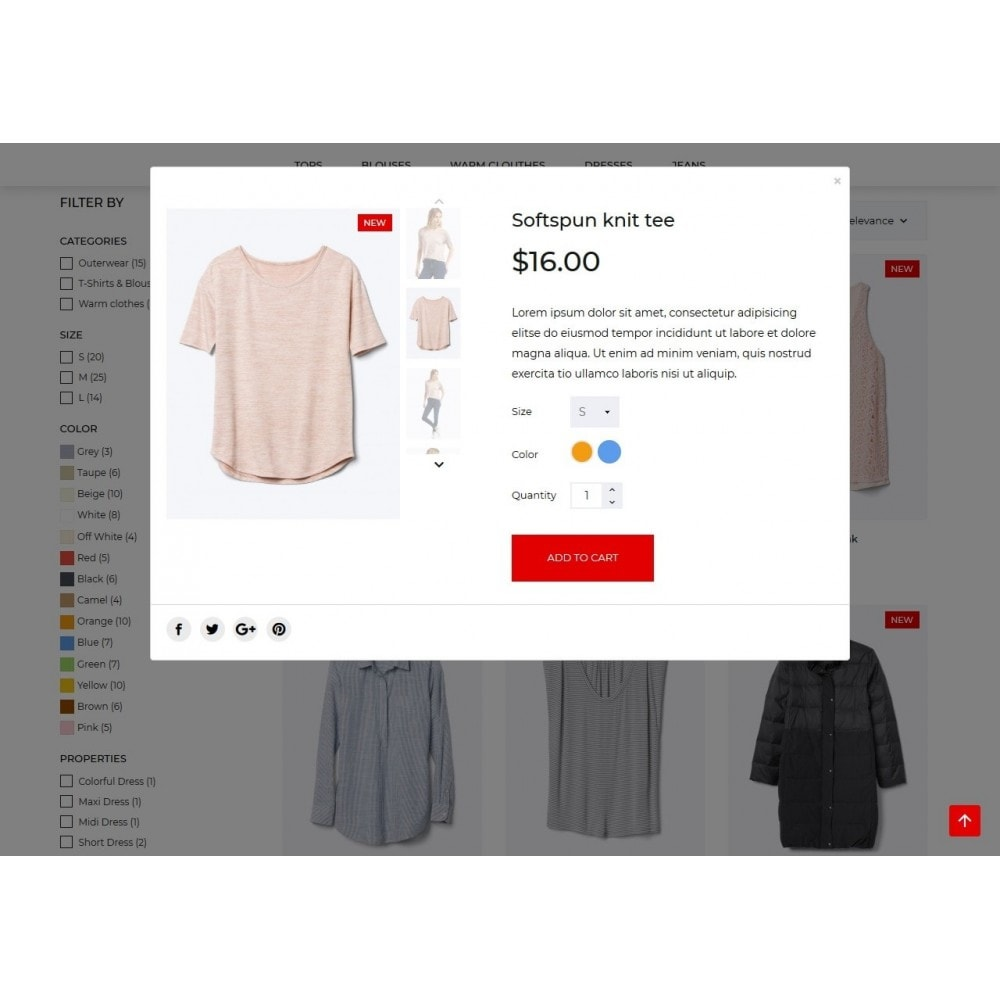 theme - Fashion & Shoes - OVStore Fashion Store - 10