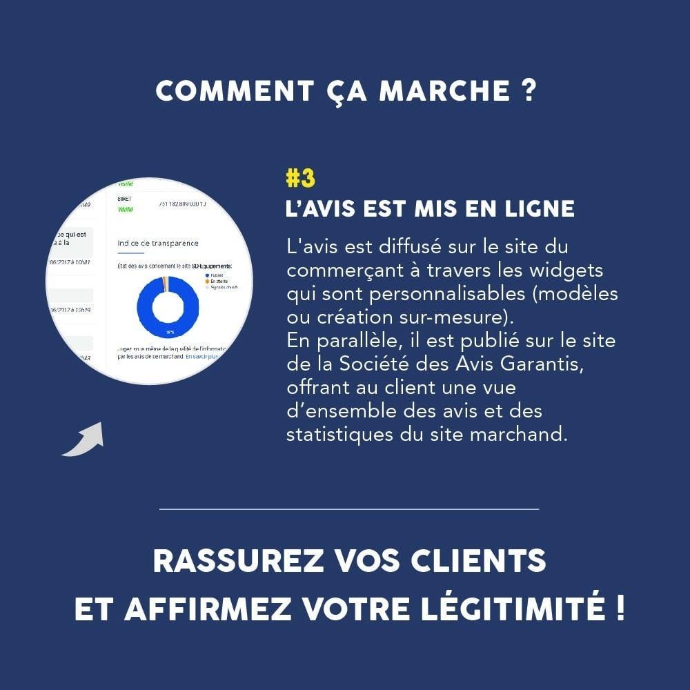 module - Avis clients - Avis clients - Société des Avis Garantis - 4