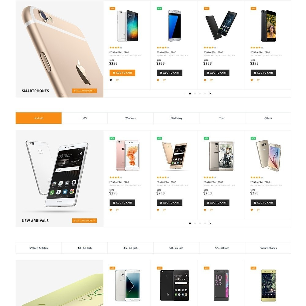 theme - Electronics & Computers - Mobillaso - Mobile Store - 5