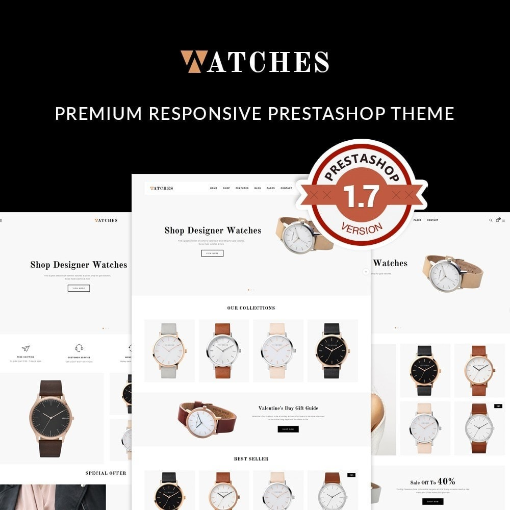 theme - Schmuck & Accesoires - JMS Watch - 1
