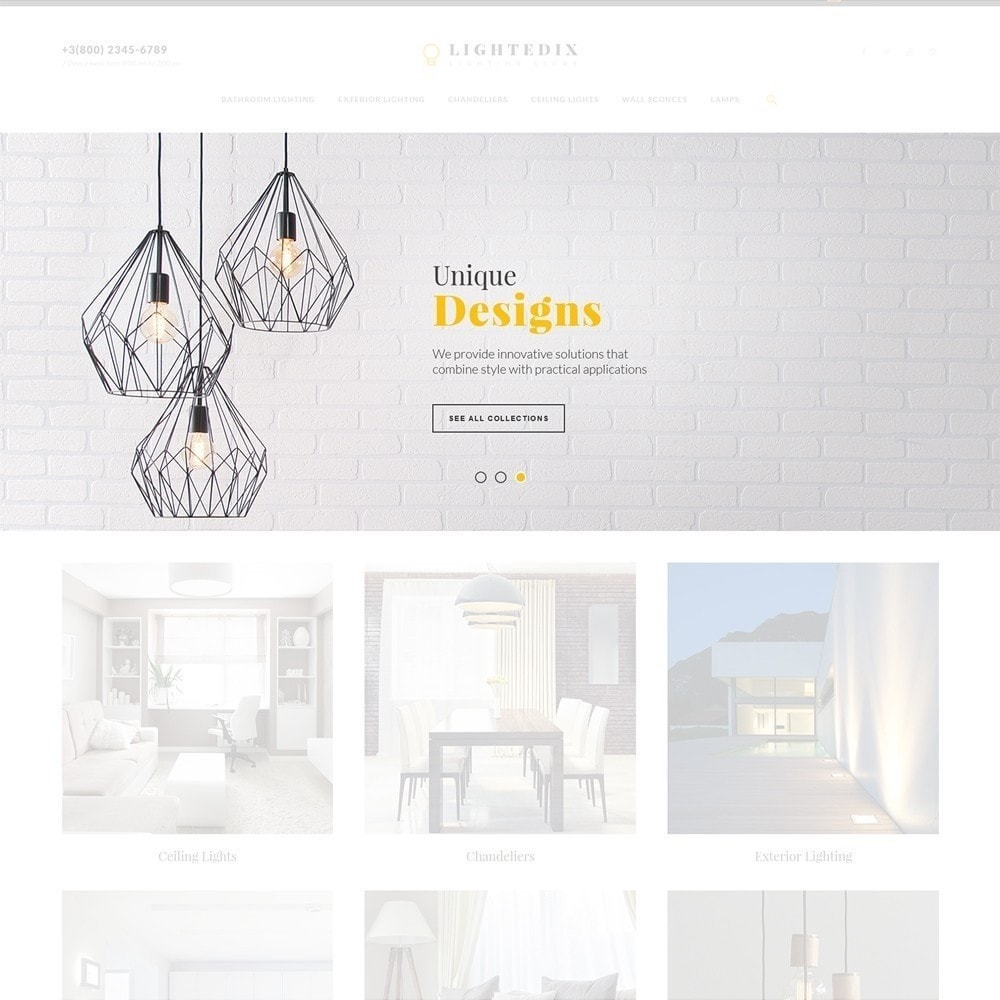 theme - Дом и сад - Lightedix - Lighting Store - 7
