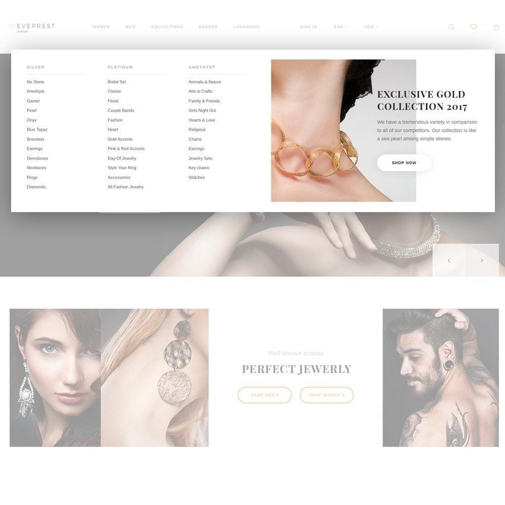 theme - Bijoux & Accessoires - Eveprest - Jewelry Online Store - 4