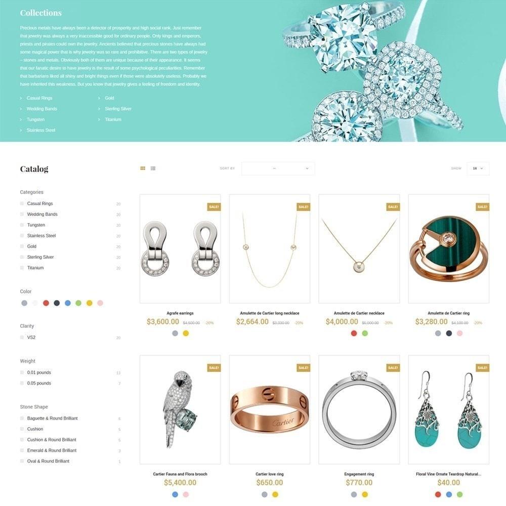 theme - Bijoux & Accessoires - Eveprest - Jewelry Online Store - 6