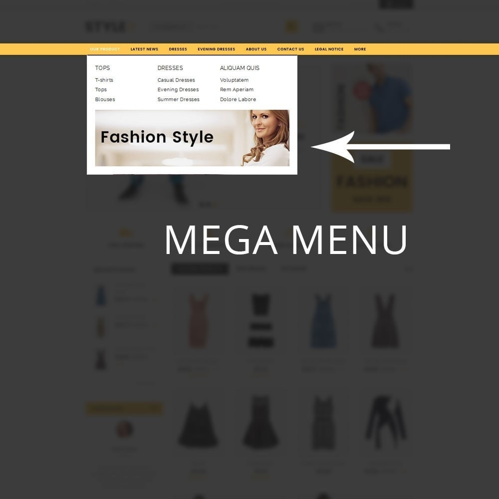 theme - Fashion & Shoes - Styleit Fashion Store - 9