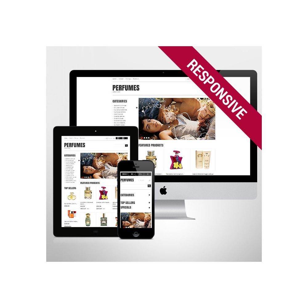 theme - Мода и обувь - Responsive Perfumes Store - 1