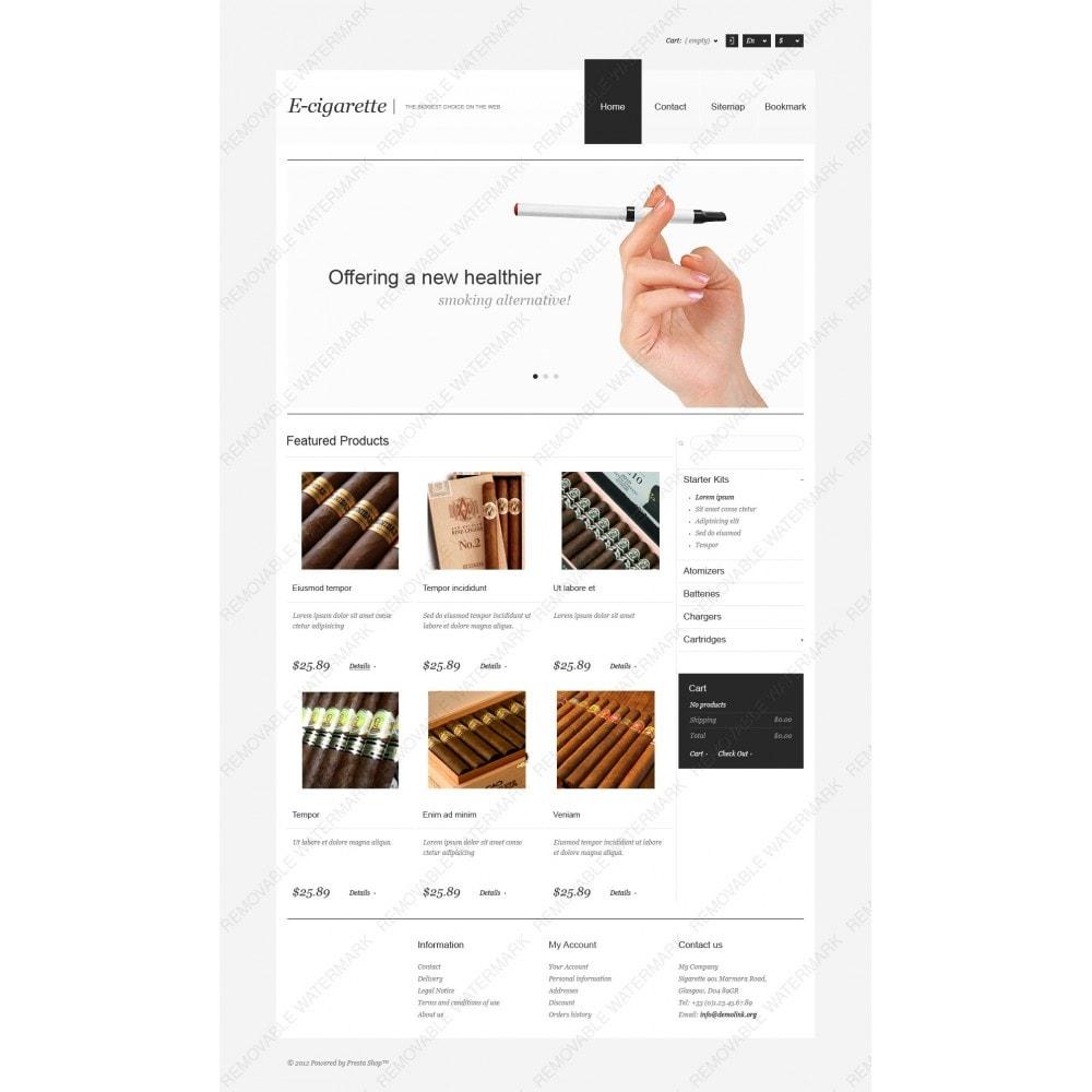 theme - Heim & Garten - Electronic Cigarettes Store - 3