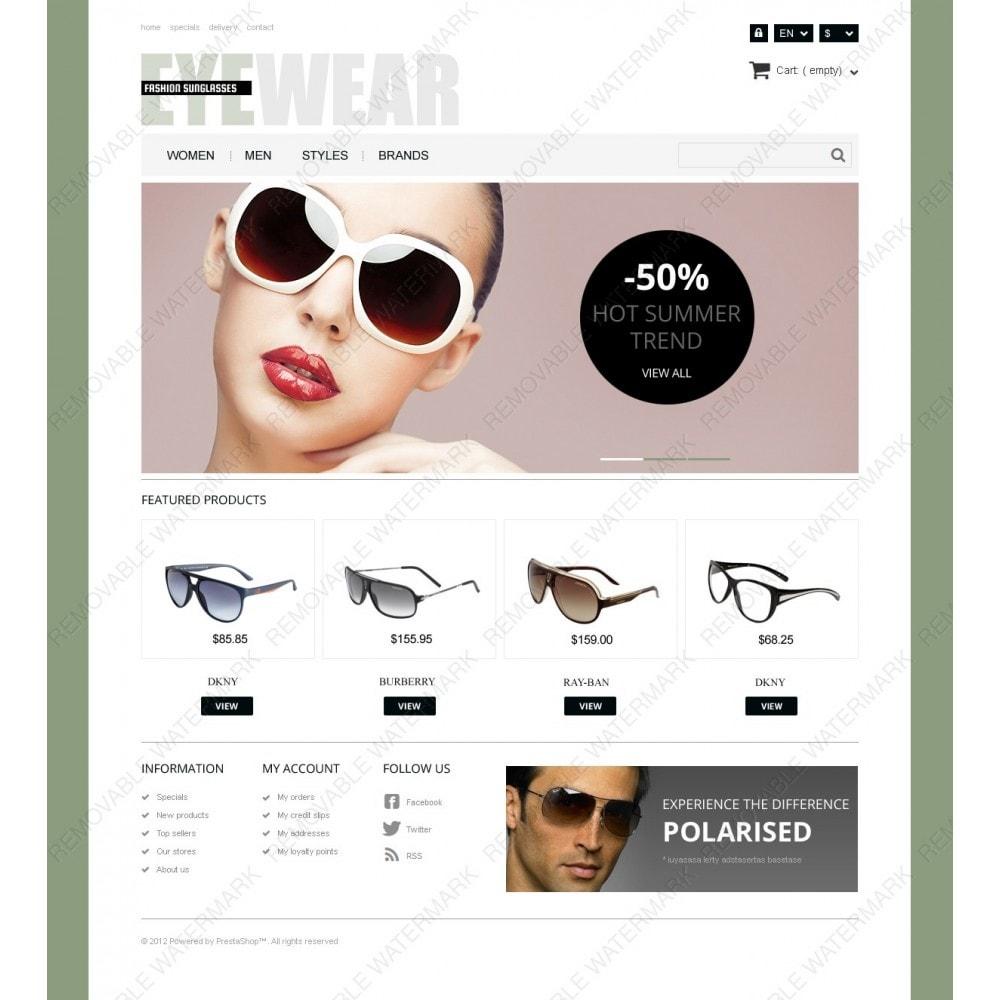 theme - Mode & Schoenen - Responsive Eyewear Store - 3