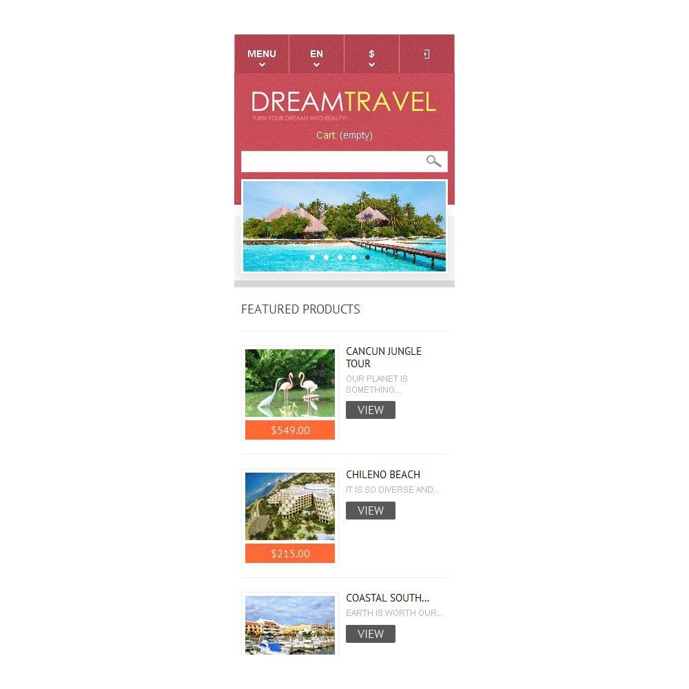 theme - Спорт и Путешествия - Dream Travel Store - 10