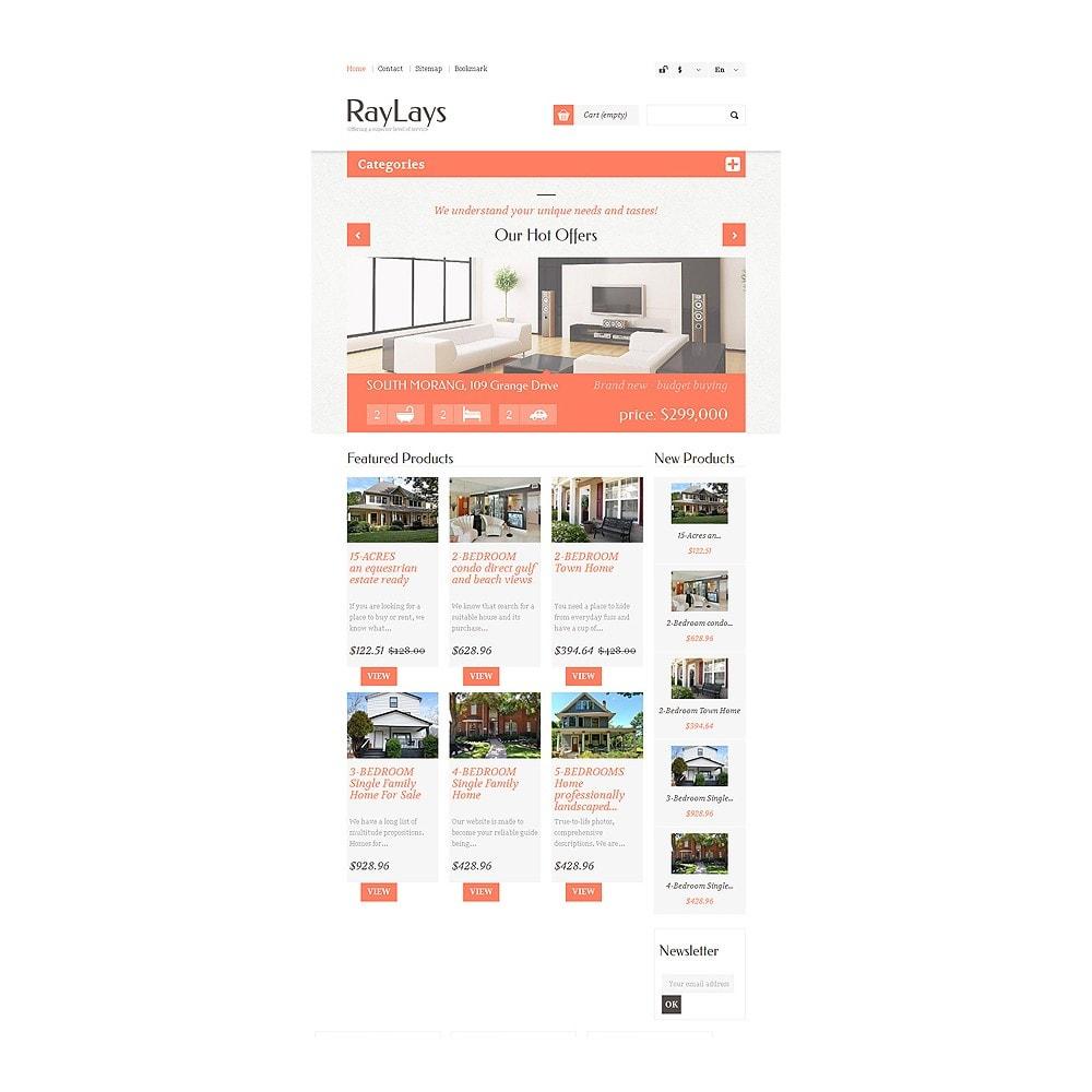 theme - Temas PrestaShop - Responsive Real Estate Store - 8