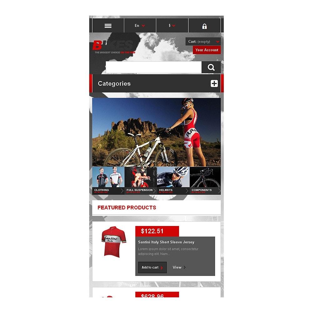theme - Sport, Loisirs & Voyage - Responsive Bikes Store - 9