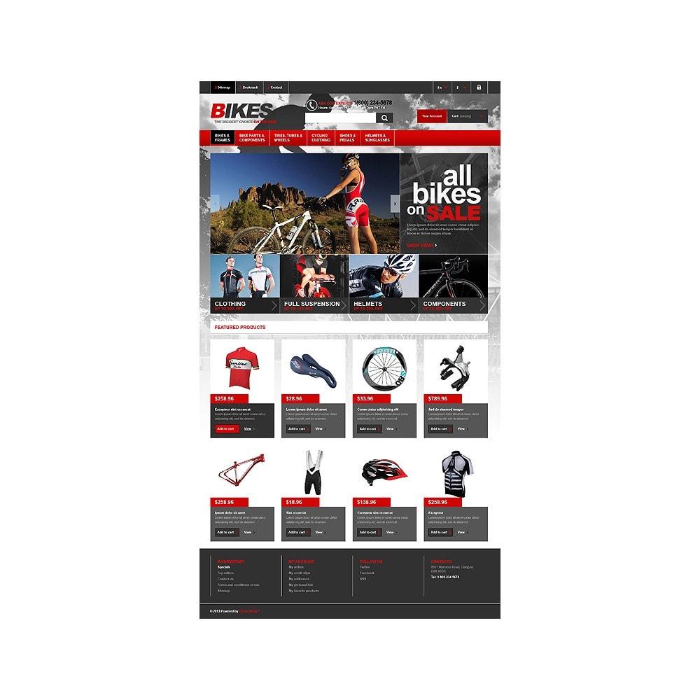 theme - Sport, Aktivitäten & Reise - Responsive Bikes Store - 11