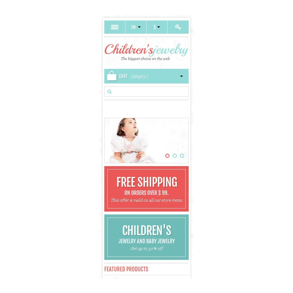 theme - Moda y Calzado - Children's Jewelry Store - 10