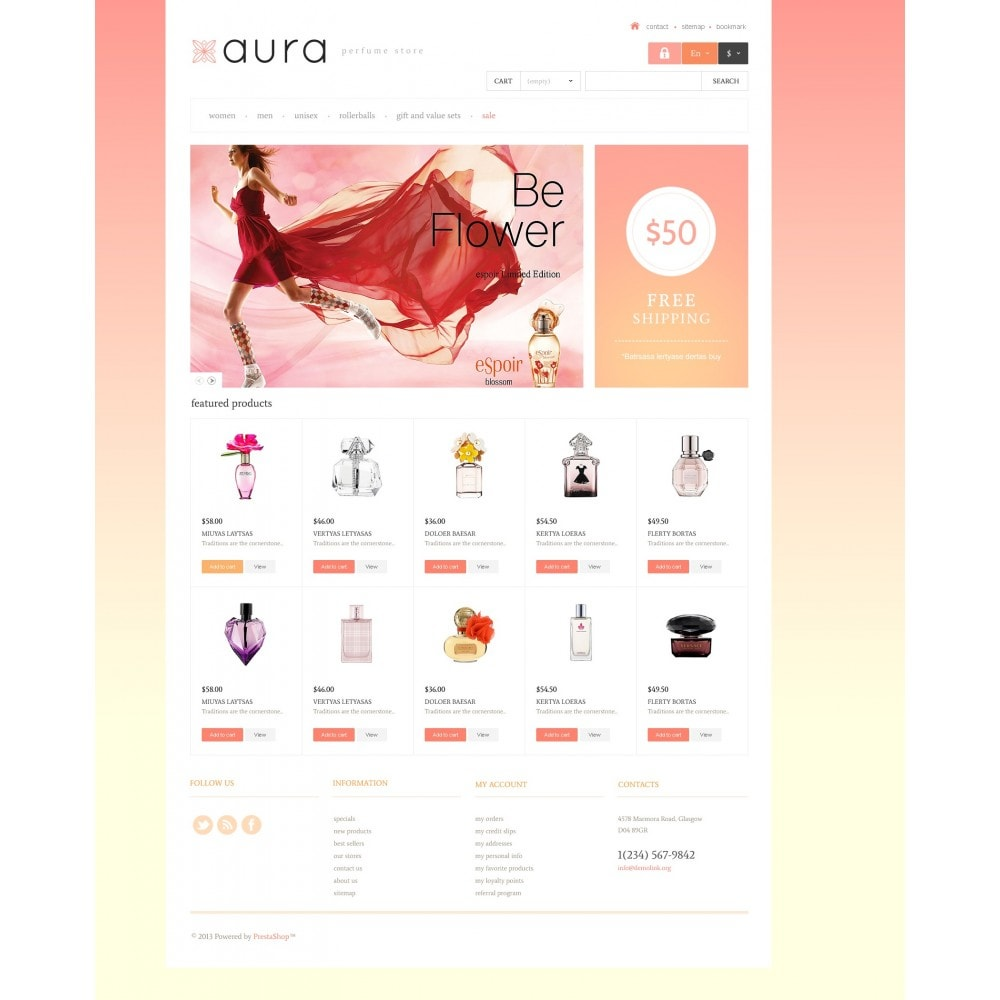 theme - Mode & Chaussures - Responsive Perfumes Store - 4