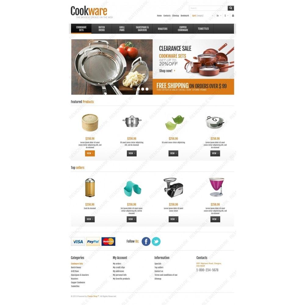 theme - Kunst & Kultur - Responsive Cookware Shop - 4