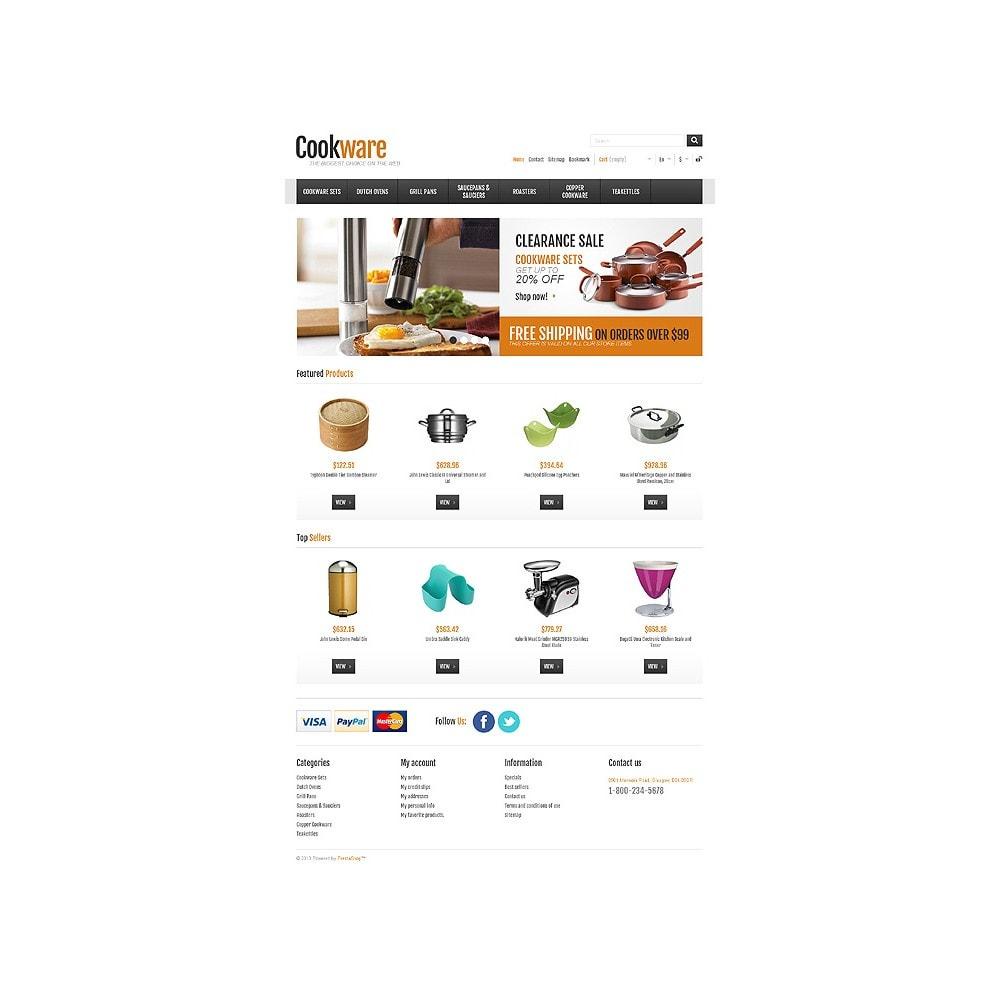 theme - Kunst & Kultur - Responsive Cookware Shop - 11