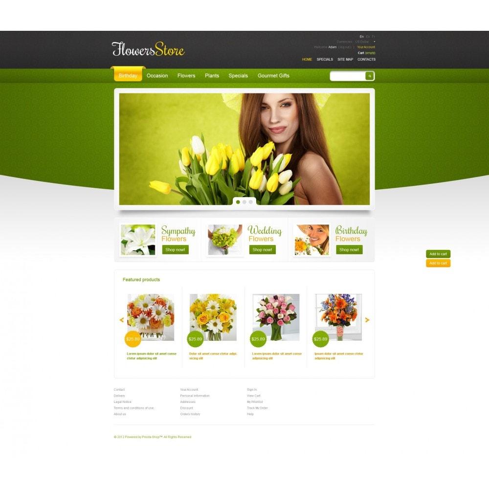 theme - Regalos, Flores y Celebraciones - Responsive Flowers Store - 5