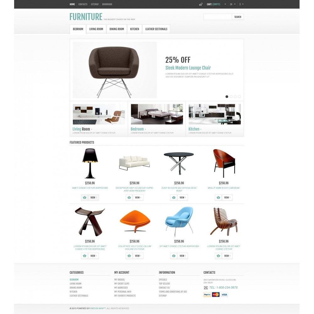 theme - Kunst & Kultur - Responsive Furniture Store - 5