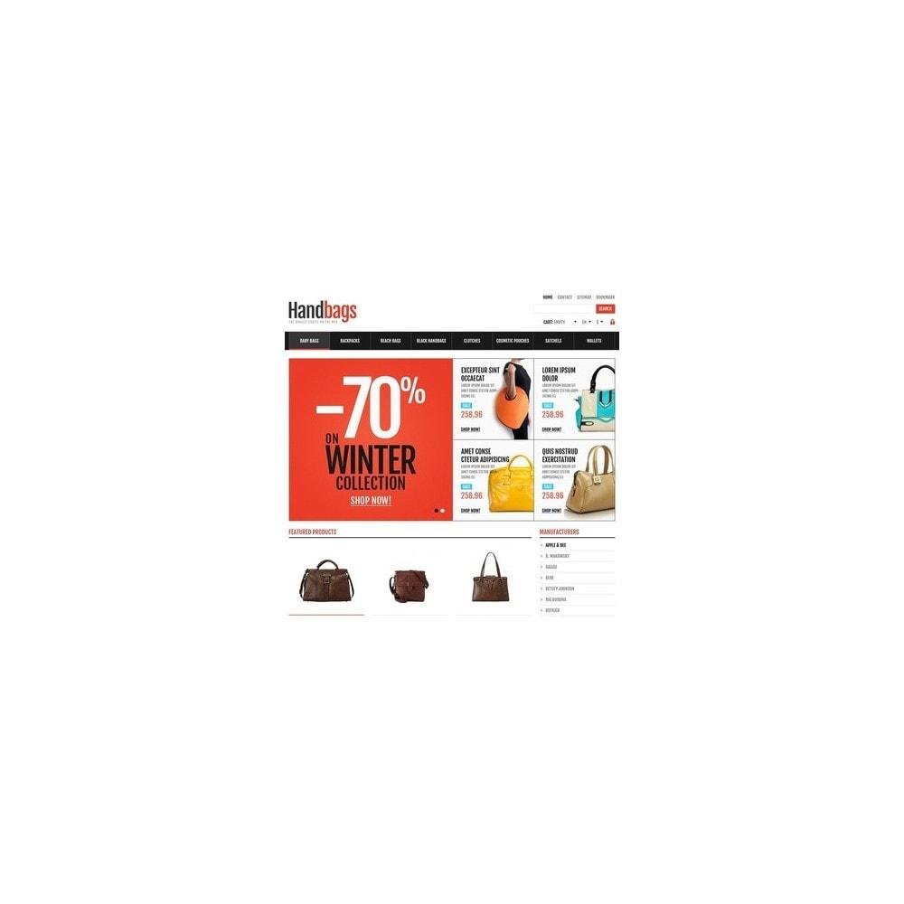 theme - Moda & Calçados - Responsive Handbags Store - 3