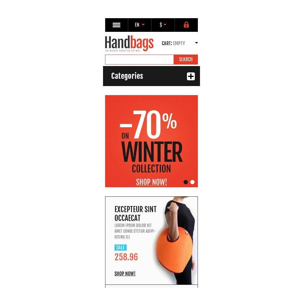 theme - Moda & Calçados - Responsive Handbags Store - 10